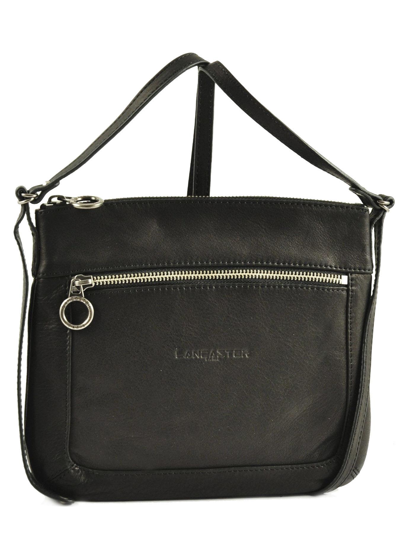 sac lancaster noir e soft vintage nova 5769. Black Bedroom Furniture Sets. Home Design Ideas