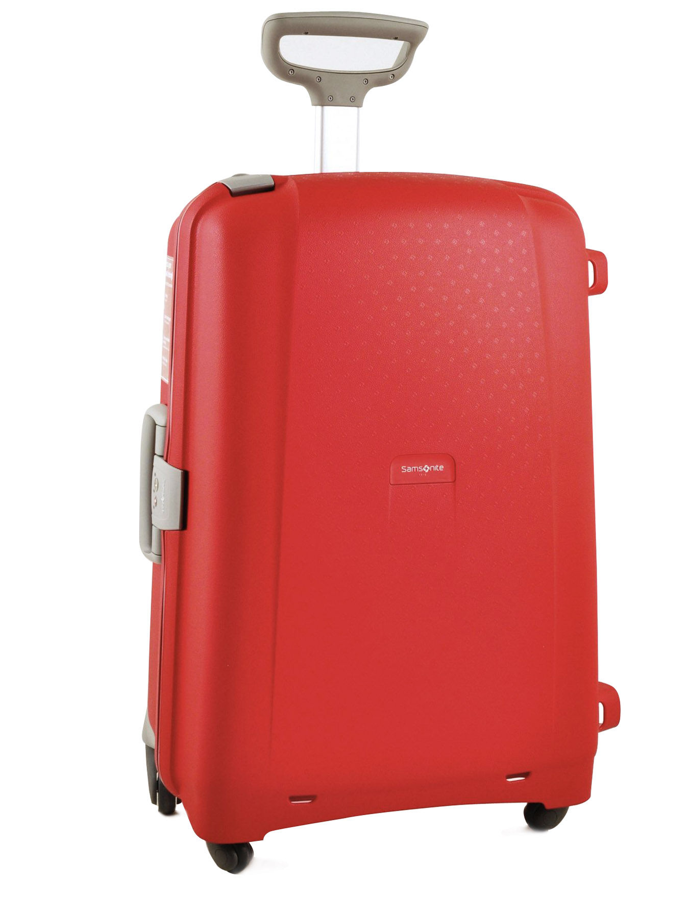 valise 4 roues rigide samsonite red d18168 case 4 wheel. Black Bedroom Furniture Sets. Home Design Ideas