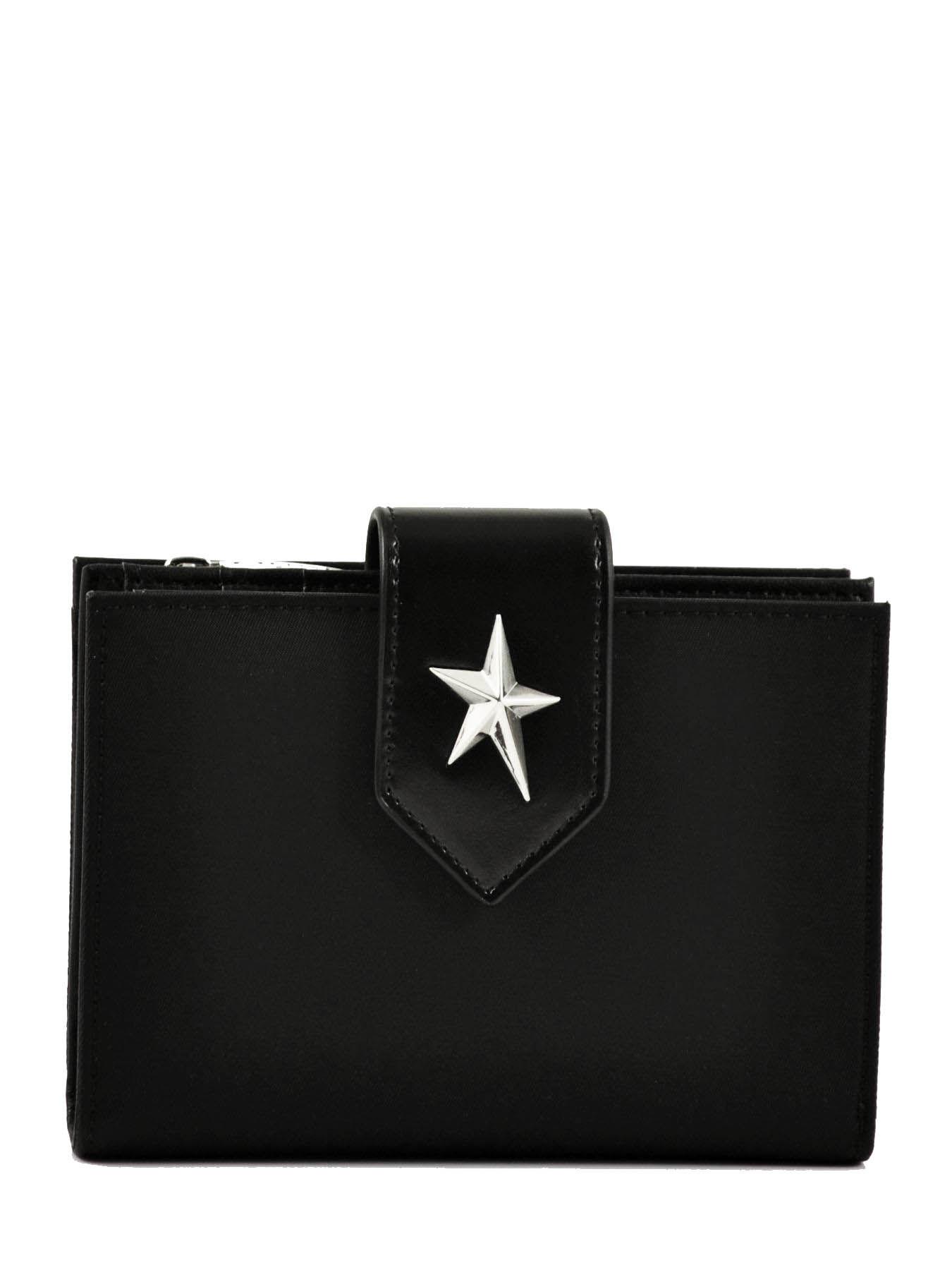 Porte monnaie thierry mugler noir zenith toile mt671w for Porte zenith