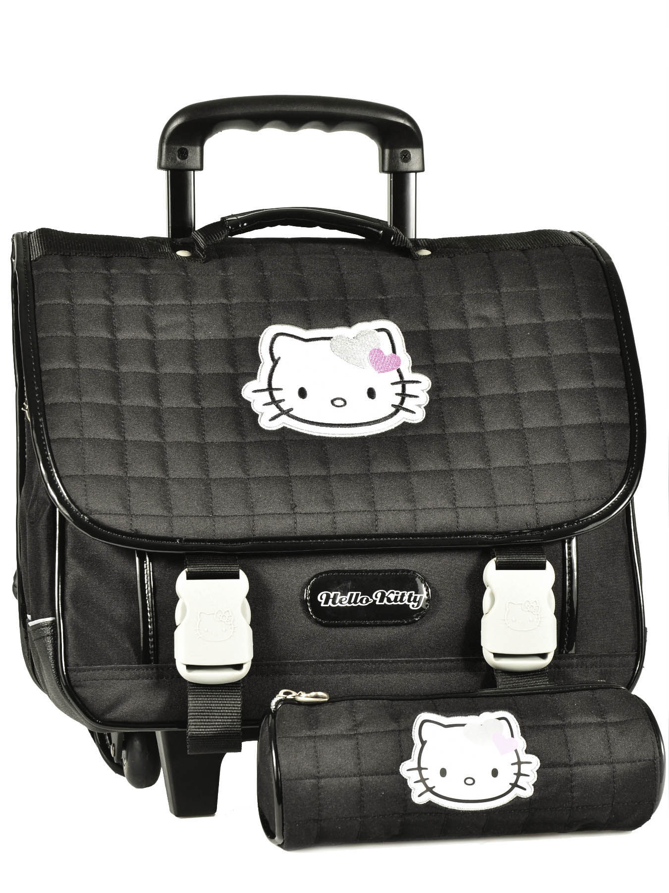 cartable roulette hello kitty. Black Bedroom Furniture Sets. Home Design Ideas