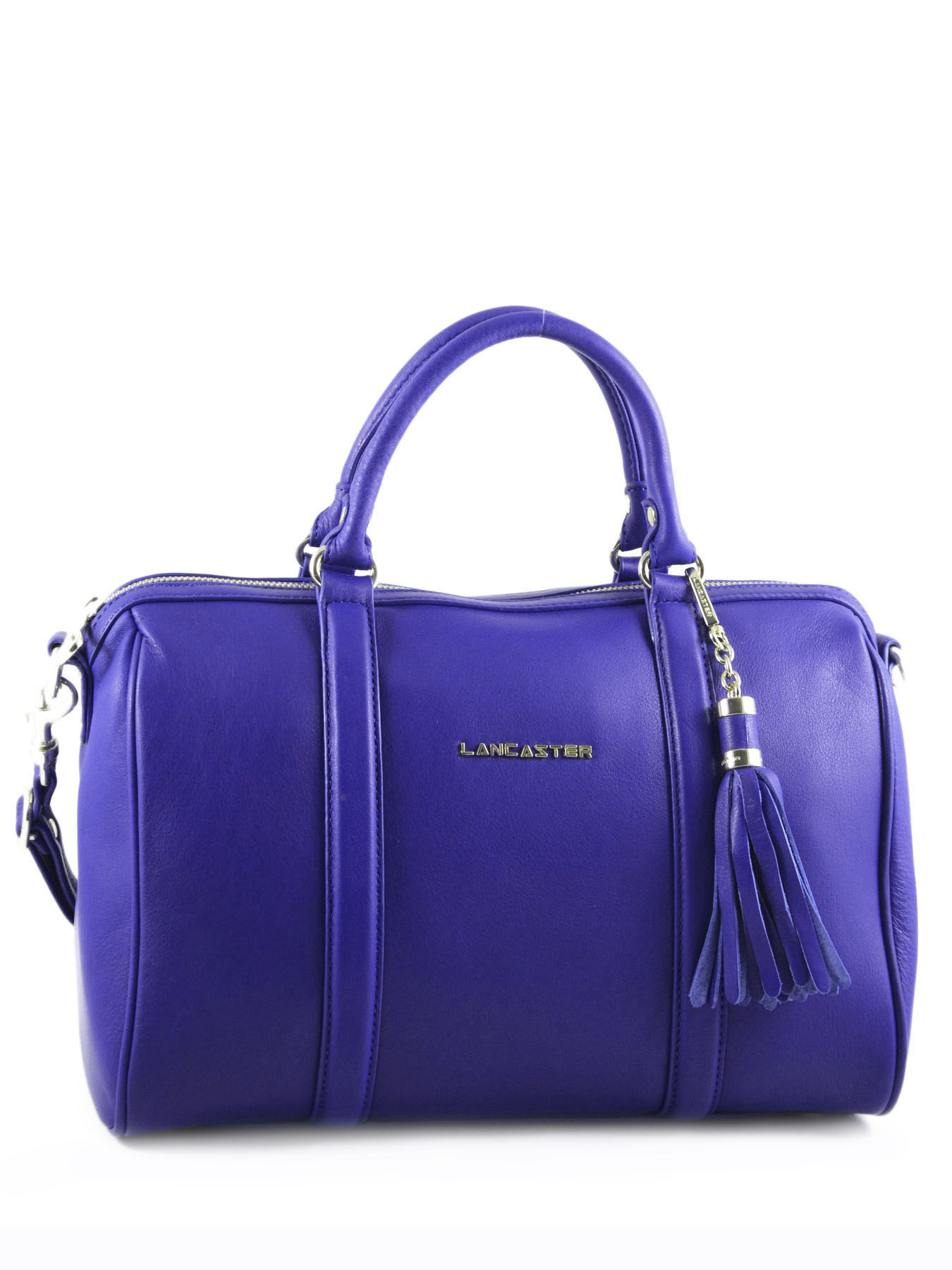 Sac A Main Bleu Lancaster : Sac lancaster fraise mademoiselle ana
