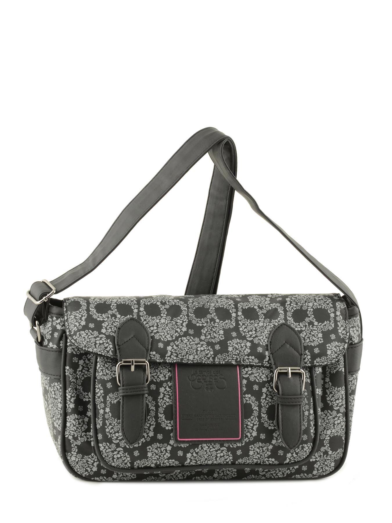 sac porte epaule ciena le temps des cerises ciena ltc925x. Black Bedroom Furniture Sets. Home Design Ideas