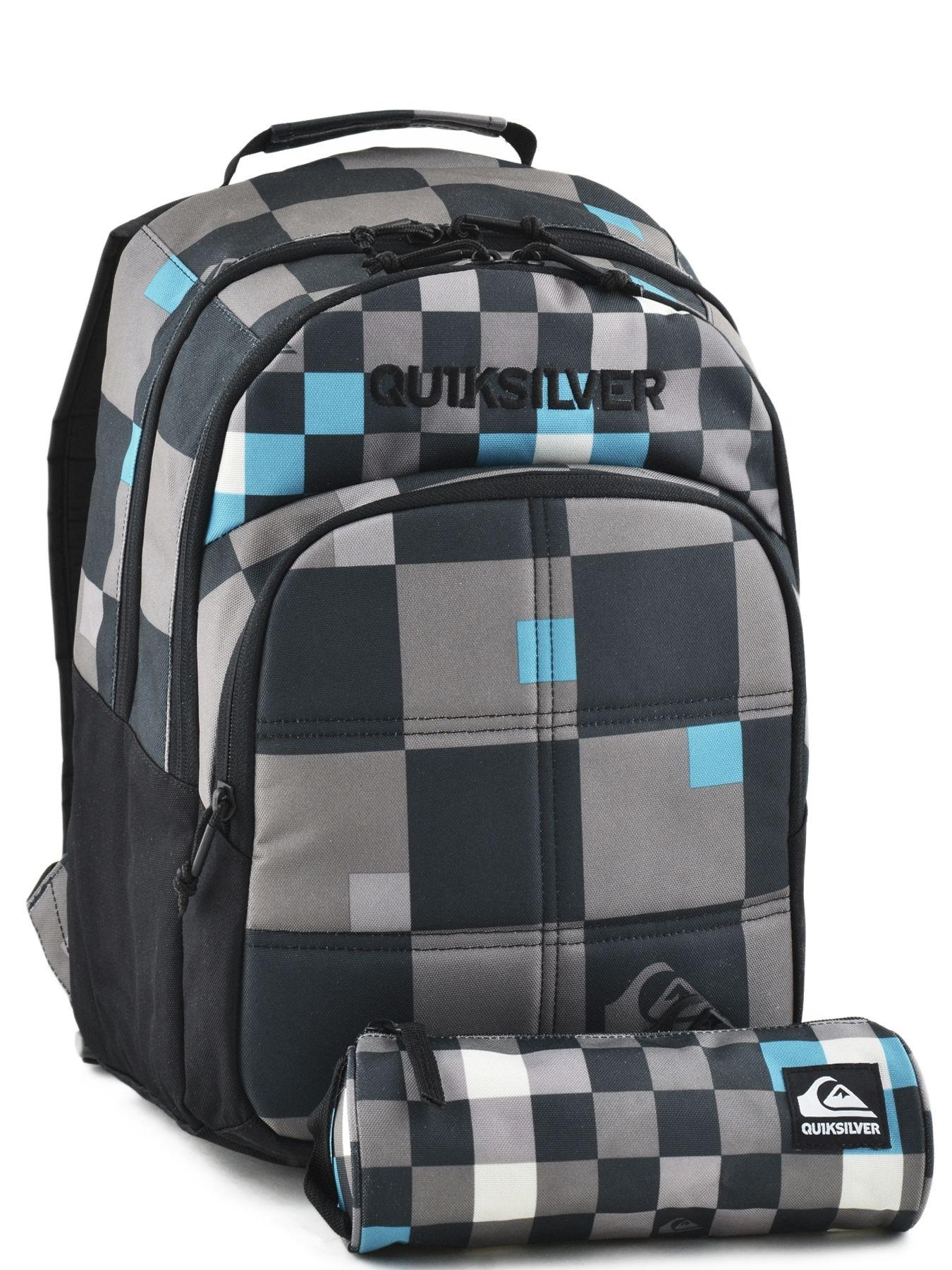 sac dos quiksilver metal backpacks eqybp043. Black Bedroom Furniture Sets. Home Design Ideas