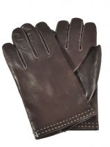 Gloves Omega Brown laine PS3