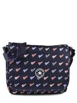 Sac Porte Travers Converse Gris multicoshoes 29470-70