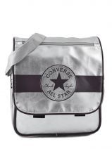 Sac Porte Travers Converse Gris retro 29700-70