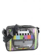 Sac Porte Travers A4 Kothai Multicolore reporter RB114