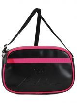 Messenger Bag Redskins Black color blocks RD16155