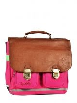Cartable Cameleon Rose vintage 13V-CA35