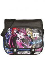 Cross Body Bag Monster high Black be a monster MOH37112
