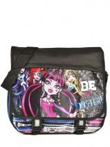 Sac Porte Travers Monster high Noir be a monster MOH37112