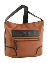 Sac Bandouli�re Hana Elite Marron hana E2911