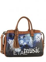 Sac � Main Hard Rock Woomen Bleu hard rock WHR001