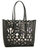 Shopping/cabas Absolut Cuir Christian lacroix Noir absolut MCL5473