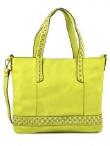 Shopping/cabas Strass Torrow Jaune strass 7619