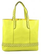 Sac � Main Strass Torrow Jaune strass 7618