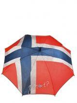 Parapluie Y not Blanc drapeau 55863