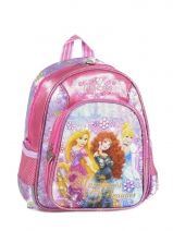 Sac A Dos 1 Compartiment Princess Rose magnificent beauties 10316