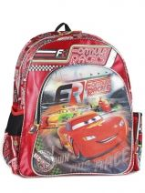 Sac A Dos 1 Compartiment Cars Rouge formula racers 22210