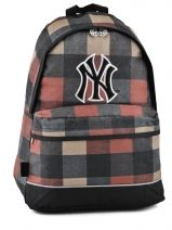 Sac A Dos 1 Compartiment Mlb/new-york yankees Marron lumber jack NYJ22037