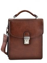 Messenger Bag Etrier Brown 63026