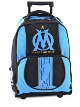 Backpack On Wheels Olympique de marseille Black om 141O204R