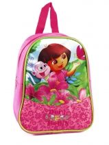 Backpack Dora Pink happy go lucky 60958HGF