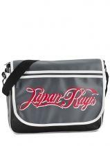 Messenger Bag Japan rags Black classik JRH25349