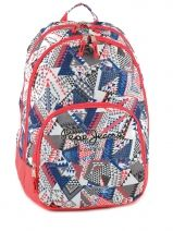 Sac A Dos 2 Compartiments Pepe jeans Multicolore 19700 19724