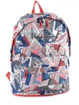 Sac A Dos 1 Compartiment Pepe jeans Multicolore 19700 19723