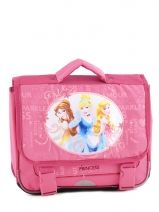 Cartable 1 Compartiment Princess Rose flower 1170
