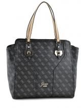 Shopping/cabas Confidential Logo Guess Noir confidential logo SG466424