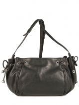 Shoulder Bag 24h Leather Gerard darel Black 24h 925-401