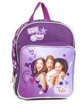 Backpack Violetta White friend's D594810
