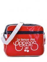 Messenger Bag Le temps des cerises rumba LTC955W