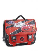 Schoolbag Cars White hot pursuit D720525