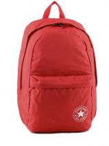 Backpack 1 Compartment Converse Red allstar 38670074