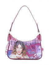 Sac Porte Epaule Violetta Pink kiss 28274