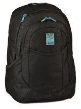 Laptop Backpack Dakine Black girl packs 8210-050
