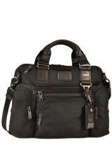 Briefcase Tumi Brown alpha bravo DH22619