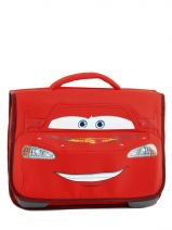 Satchel Cars Red piston cup 23C002CR