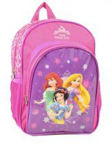 Sac A Dos 1 Compartiment Princess Pink true princess 27905