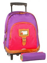 Backpack Tann's Violet kid classic 4CLTSDL