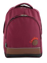 Sac A Dos 2 Compartiments Cameleon Violet basic girl 15F-BOR