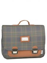 Satchel Jeune premier Multicolor canvas BX15