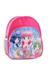 Backpack Miniprix Pink girl 7701-GIR