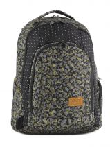 Laptop Backpack Dakine Black girl packs 8210-006