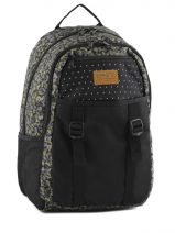 Backpack Dakine Black girl packs 8210-021