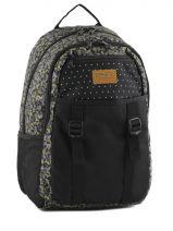 Sac à Dos 2 Compartiments + Pc 15'' Dakine Noir girl packs 8210-021