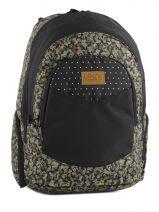 Backpack 1 Compartment + 14'' Pc Dakine Black girl packs 8210-025